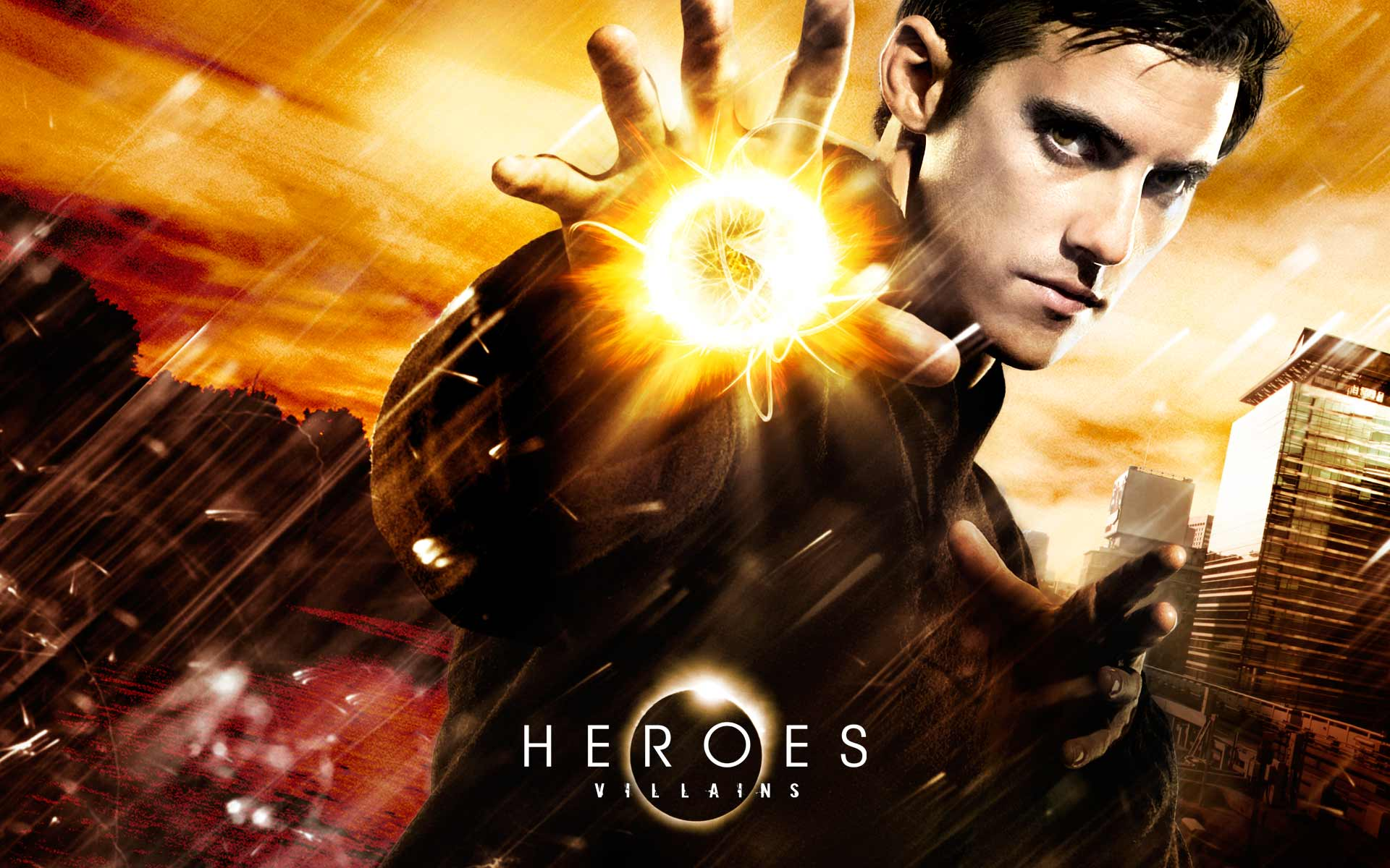 Peter from Heroes