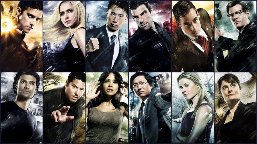 Heroes Characters